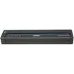 Brother - Direct Thermal Printer - Monochrome - Mobile - Plain Paper Print - 6 ppm (B/W) - 203 dpi x 200 dpi