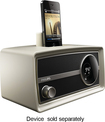 Philips - Docking System for Apple® iPod® and iPhone® - Cream
