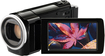 JVC - GZHM50BUS 8GB HD Flash Memory Camcorder - Black