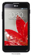 OtterBox - Commuter Series Case for LG Optimus G LS970 Cell Phones (Sprint) - Black - Black