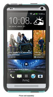 OtterBox - Commuter Series Case for HTC One Cell Phones - Steel Blue - Steel Blue