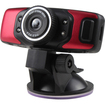 Image - 1920x1080P FULL HD GPS G-sensor Night Vision Car Camera DVR - Red - Red