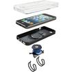 Quad Lock - iPhone 5 Bike Mount Kit - Black - Black