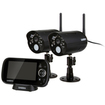Uniden - UDR444 Digital Wireless Video Surveillance System - Black - Black
