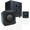 GOgroove - USB Powered 2.1 Computer Speaker System w/Bass Subwoofer & Dual Stereo Satellite Speakers