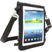 "USA Gear - FlexARMOR X 7"" Tablet Cover Case with Touch Capacitive Screen Protector & Carrying Strap - Textured"