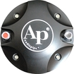 Audiopipe - Tweeter - 70 W PMPO - 1 Pack - Black