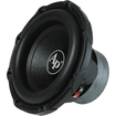 Audiopipe - TXX-BD21212 in. 1500W Car Audio Power Subwoofer 2 OHM BASS SUB - Black