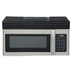 Haier - Microwave Oven - Black, Stainless Steel