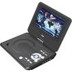 "Naxa - Portable DVD Player - 9"" Display - Black"