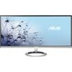 """Asus - Designo 29"""" LCD Monitor - Black, Silver"""