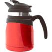 Timolino - PCE-52VTESGR 20 oz. Travette Coffee and Tea Maker in Raspberry - Raspberry Red - Raspberry Red