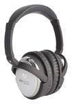 Able Planet - True Fidelity Around-the-Ear Headphones - Silver Chrome - Silver Chrome