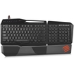 Mad Catz - S.T.R.I.K.E. 3 Gaming Keyboard for PC - Black - Black