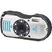 Pentax - 16 Megapixel Compact Camera - White