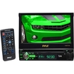 Pyle - Automobile Audio/Video GPS Navigation System - In-dash - Multi