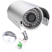 AGPtek - Sharp CCD, 36 IR LEDs, 420 TV Lines Day Night Vision Color CCTV Security Cam + Wall Bracket