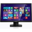 "Lenovo - ThinkVision 24"" LED HD Monitor - Black"