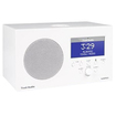 Tivoli Audio - AM/FM Clock Radio with Bluetooth - White