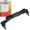 HQRP - DC Cable Cord for Panasonic VDR-D210 VDR-D230 Camcorder + LCD Protector