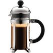 Bodum - Chambord Coffee Maker, 3 Cup, 0.35 L, 12 Oz Shiny