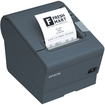 Epson - Receipt Printer - Dark Gray
