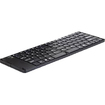 Targus - Universal Foldable Keyboard for Android - Black - Black