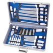 Slitzer - 22pc Professional Cutlery Set in Case