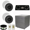 Theater Solutions - Bundle 5.1 Surround Ceiling Speakers