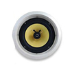 """Acoustic Audio - Acoustic Audio HD8 In Ceiling 8"""" Speaker 2 Way Home Theater 350 Watts New"""