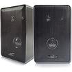 Acoustic Audio - Acoustic Audio 251B Indoor Outdoor 3 Way Speakers 2000W 5 Pair Pack 251B-5Pr - Black