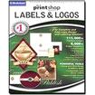 Encore - The Print Shop Elements: Labels & Logos - Complete Product - 1 User