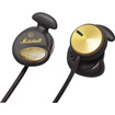 Marshall - Marshall Minor FX Earphones Earbuds iPhone Mic Remote Headphones 04090445 - Black, Gold - Black, Gold