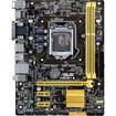 Asus - H81M-A Desktop Motherboard
