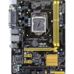 Asus - Desktop Motherboard - Intel H81 Chipset - Socket H3 LGA-1150