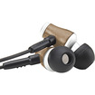 GOgroove - Real Wood Headphones w/ Mic for iPhone® 5S , Samsung Galaxy S5 , HTC One M8 & More Phones