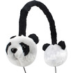 GOgroove - Child Safe Over Ear Panda Headphones w/ Volume Limiting Sound for Samsung Kids Tablets & Phones