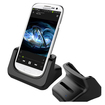 RND Power Solutions - Desktop Charging Dock and 2nd Battery Charger for Samsung Galaxy S 3. Compatible without or with slim cases. - Black