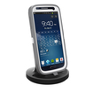 RND Power Solutions - Desktop Charging Dock for Samsung Smartphones. Compatible without or with rugged dual layer cases. - Black