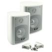 Goldwood Sound - 150 W RMS - 300 W PMPO Indoor/Outdoor Speaker - 2-way - Silver