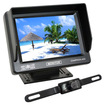 Absolute USA - CAMPACK400 4.0-Inch TFT/LCD Mirror Monitor With Camera