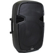 "Podium Pro - 15"" SD Card Powered DJ Speaker w/ Bluetooth and Remote PP1505A1B - Black"