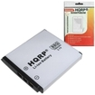 HQRP - Battery for Polaroid T1234 / T1235 Digital Camera + LCD Screen Protector