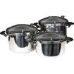 Sitram - Speedo Pressure Cooker with Timer - Black - Black