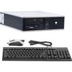 HP - Business Desktop Desktop Computer - 4 GB Memory - 1 TB Hard Drive - Multi