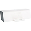 Microlab - MD 212 Portable Bluetooth Speaker Dock with 30-pin Connecter and Mic - White