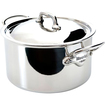Mauviel - M'cook Cookware - Stainless Steel - Stainless Steel