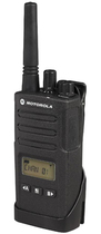 Motorola - On-Site Two-Way Business Radio - Black