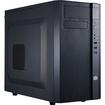 Cooler Master - System Cabinet - Midnight Black - Midnight Black