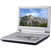 "Sylvania - Portable DVD Player - 9"" Display - 640 x 234 - Silver"